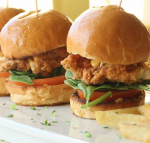 Chicken Bumaru Slider