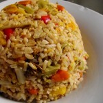 Local Tuna Fried Rice