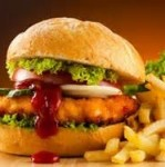 Bumaru ( Crispy Chicken Burger )